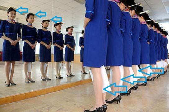 Как стать стюардессы
