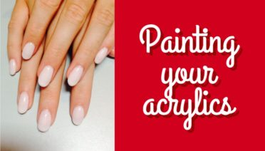 Can You Paint Over Acrylic Nails