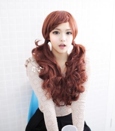 Korean Hairstyles for Girls 10