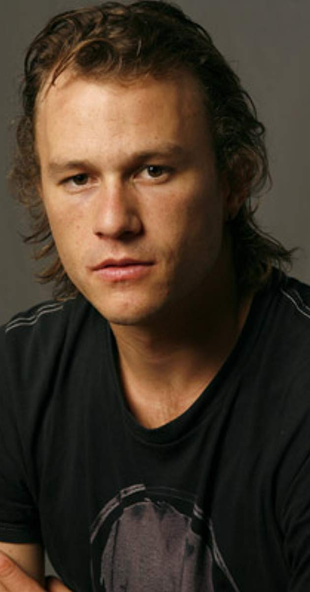 Heath ledger photography
