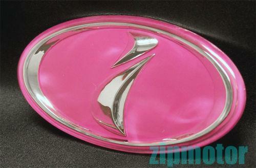 Subaru pink logo