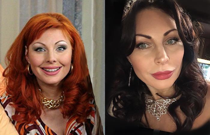 Наталья Бочкарева в роли Даши Букиной