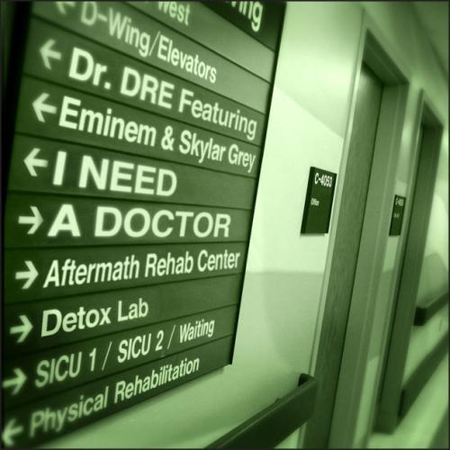 Eminem need a doctor mp3 download