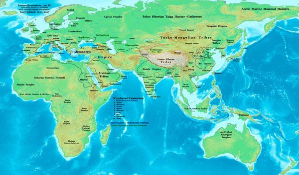 Цивилизация александра македонского