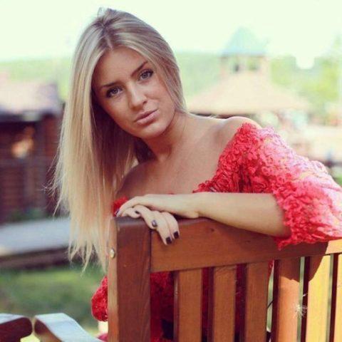 Кристина Лясковец: биография, личная жизнь, сколько лет, родители, рост, вес