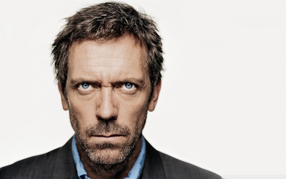 Hugh laurie house wallpaper