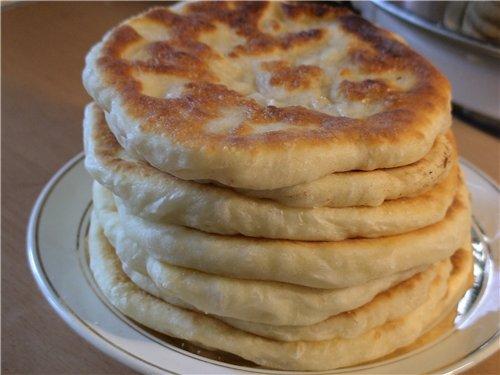 Тесто на кефире для хачапури с сыром рецепт с фото