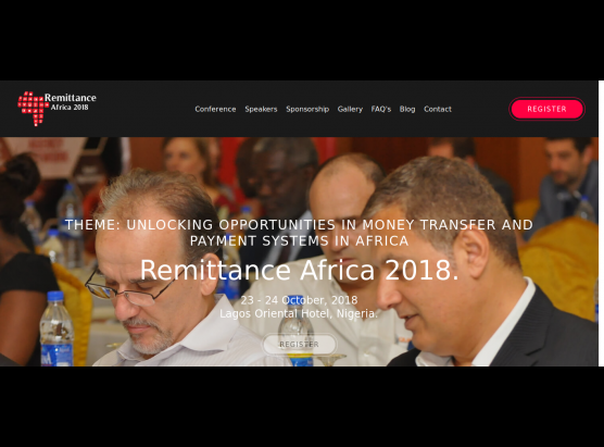 Remittance Africa 2018