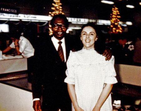 отец и мать Барака Обамы