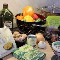 Why Vegan – Part 3, Quinoa Stuffed Peppers