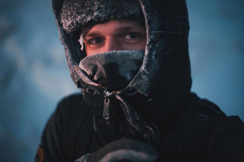 Евсей Ковалев на севере