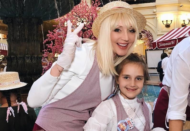 Кристина орбакайте и ее дочь клавдия