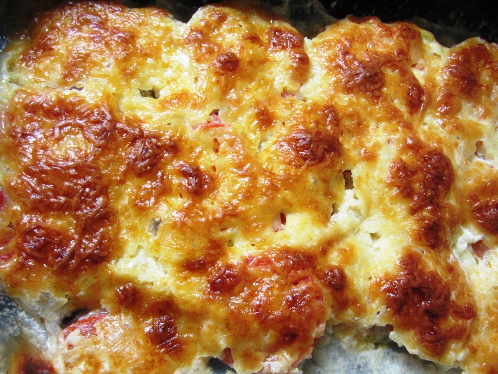 Рыба с сыром в духовке с помидорами и сыром рецепт с фото