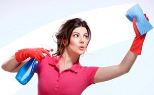 Мытье окон как идея клинингового анегства