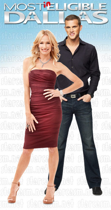 Real Housewives of Beverly Hills Taylor Armstrong and Matt Nordgren from Most Eligible Dallas
