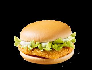 Калорийность чикенбургера