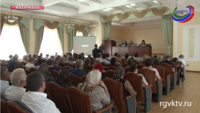 О кадровых перестановках говорили на совещании в министерстве образования и науки