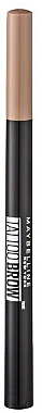 Фломастер для бровей - Maybelline Tattoo Brow Microblade Ink Pen