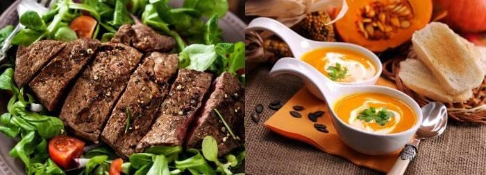 Система Миримановой: продукты на обед