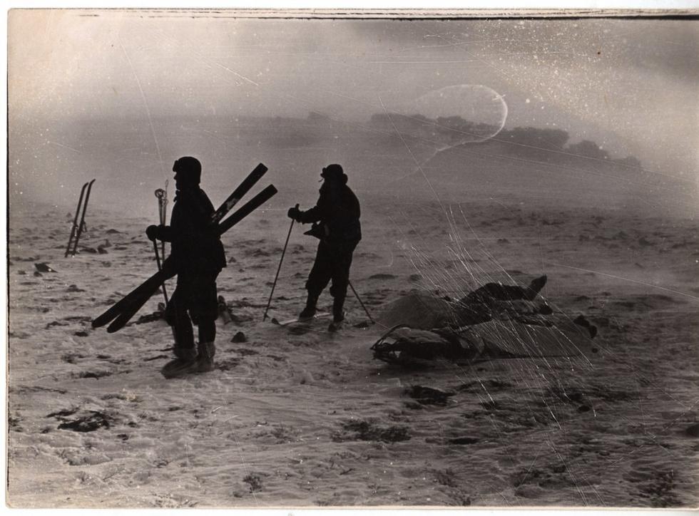 <p>Фото © VK / Тайна перевала Дятлова и загадка &#34;горы мертвецов&#34;</p>