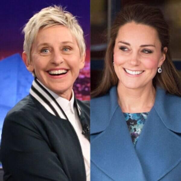 Ellen kate middleton cousins