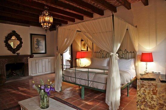 Hotel villa santa monica san miguel