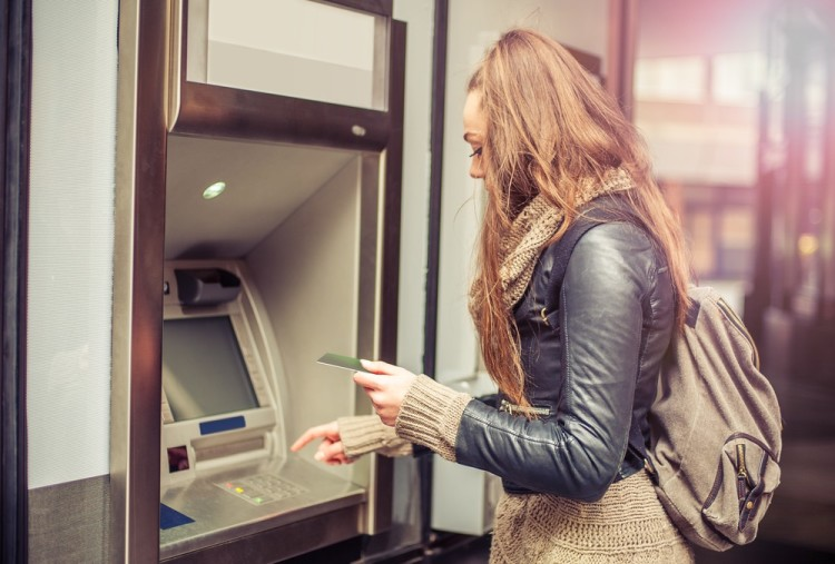 Bankomatgebühren bei Euronet
