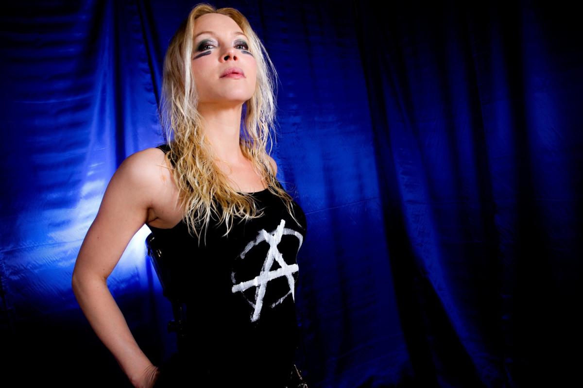 Лучший женский вокал метал