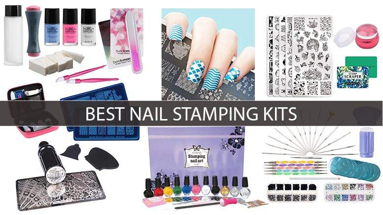 Stamping kits for nails