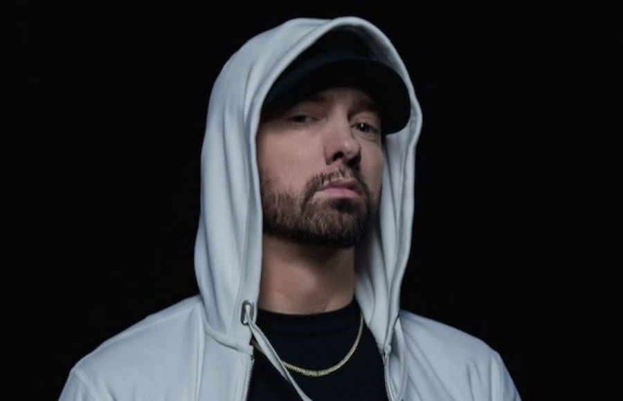 When is eminem going to release a new album 2012