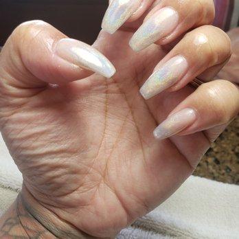Modern hair and nails