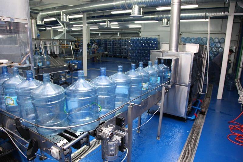 Розлив воды питьевой бизнес план