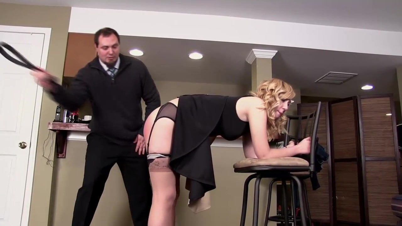 Adult spanking wife video