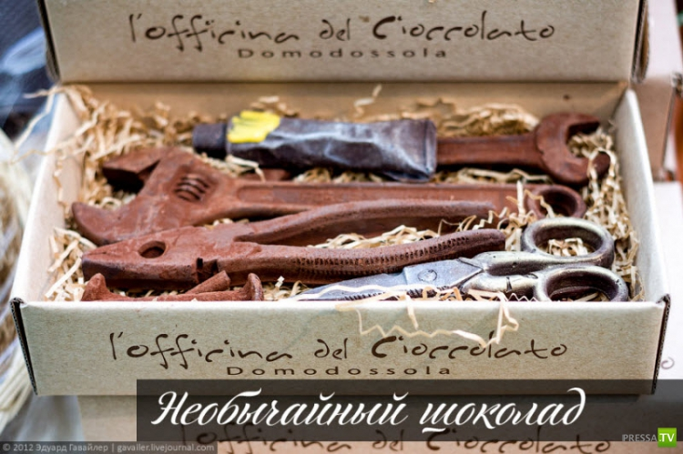 Особый шоколад фото