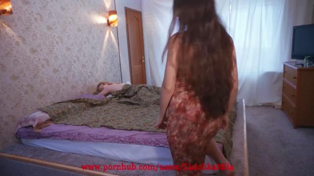 Порно спящей в жопу