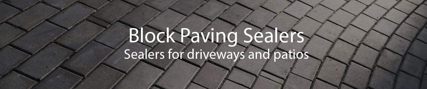 Industrial block paving sealer