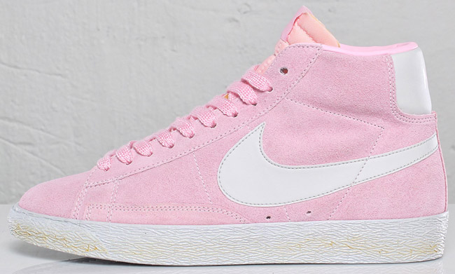 Nike blazer mid vintage prism pink