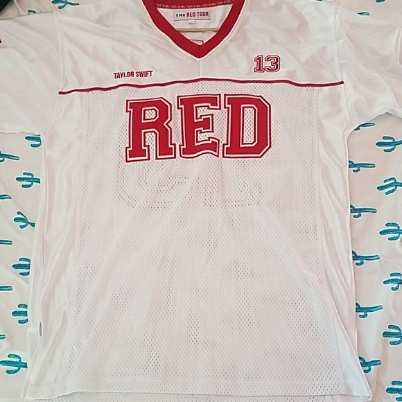 Taylor swift football jersey