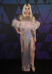 Kesha - 10th Annual Governors Awards in Hollywood 11/18/18