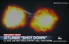 """По Boeing 737 ударили двумя ракетами """"Тор-М1"""": появилось видео реконструкции авиакатастрофы"""