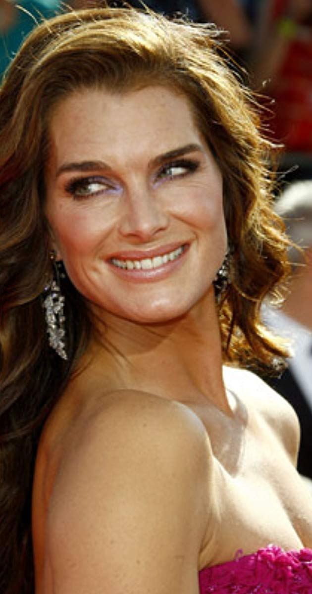 Brooke shields 2012