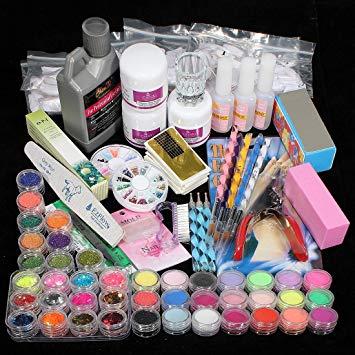 Acrylic nails sets buy