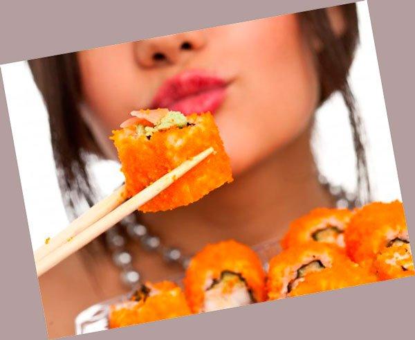 Доставка суши как бизнес