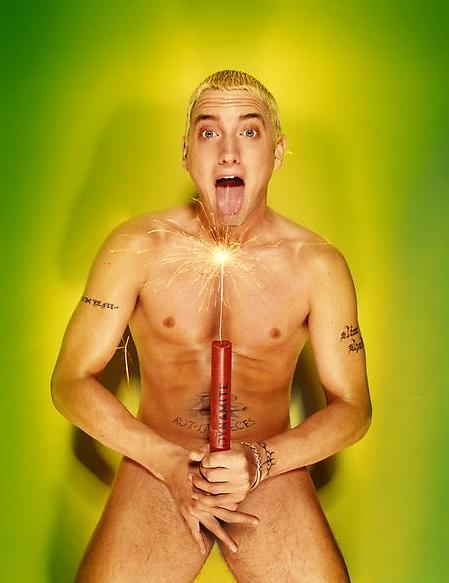 Eminem sex video