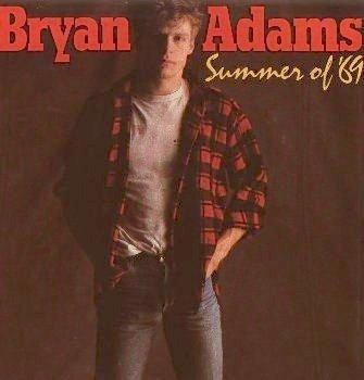 Bryan adams-summer of 69 lyrics