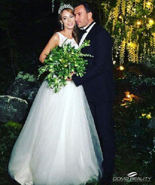 Михаил Терехин женился на известной актрисе (свадебное фото)