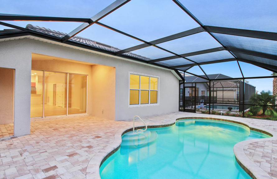Pool and Spa Options