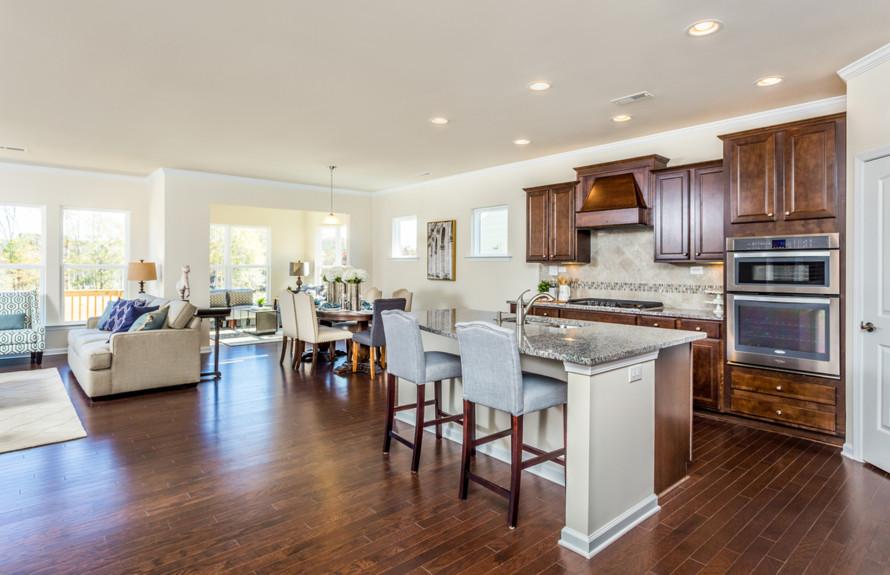 Foxfield - Large Open Kitchen