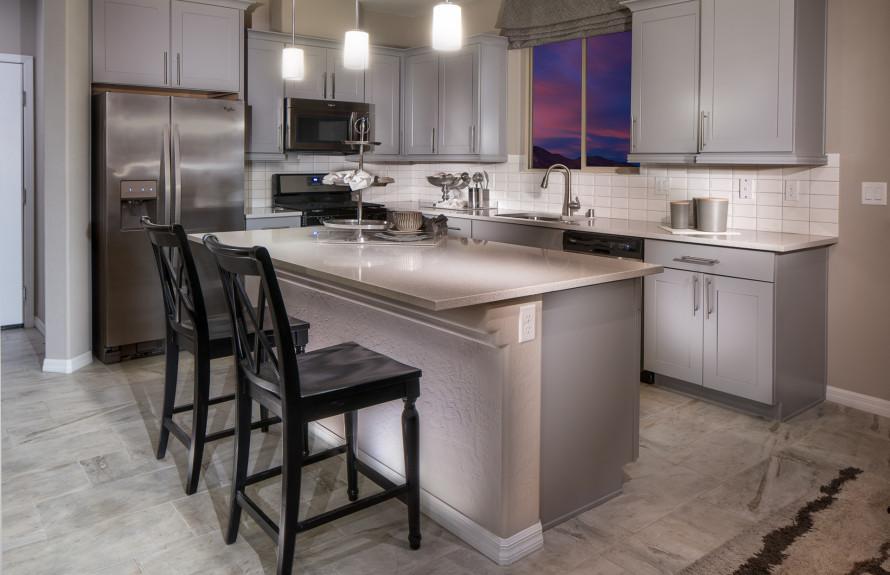 Residence 1 - Kitchen