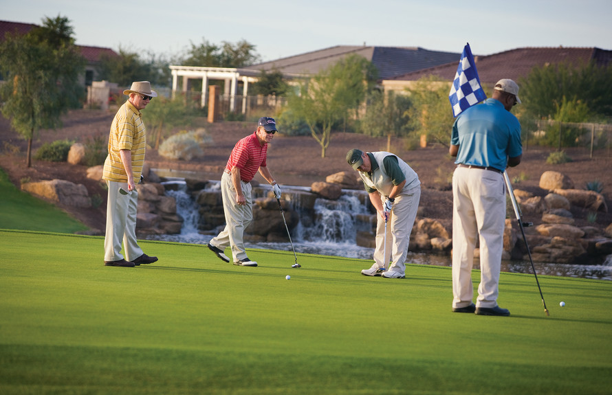 18-Hole Golf Course